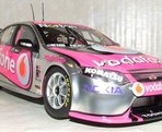 Jamie Whincup Ford FG Falcon 2009 Championship Winner